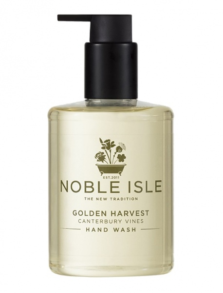 Noble Isle Golden Harvest Hand Wash 8.4oz (250ml)