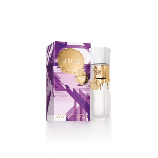 Justin Biebers Collectors Edition Eau De Parfum 100ml