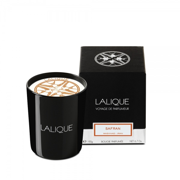 Lalique Anatolia Rose Candle 190g
