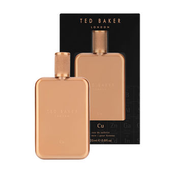 Ted Baker Travel Tonic Cu Copper Eau de Toilette 0.8oz (25ml)