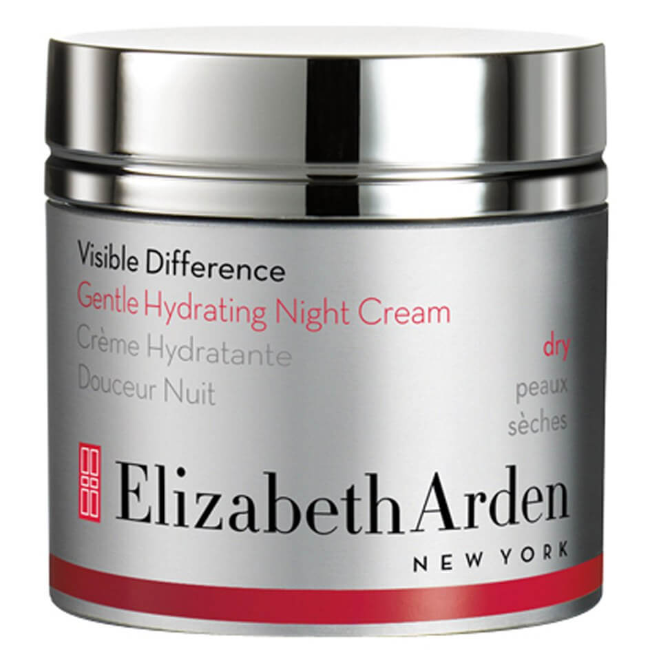 Elizabeth Arden Visible Difference Gentle Hydrating Night Cream 1.7oz (50ml)