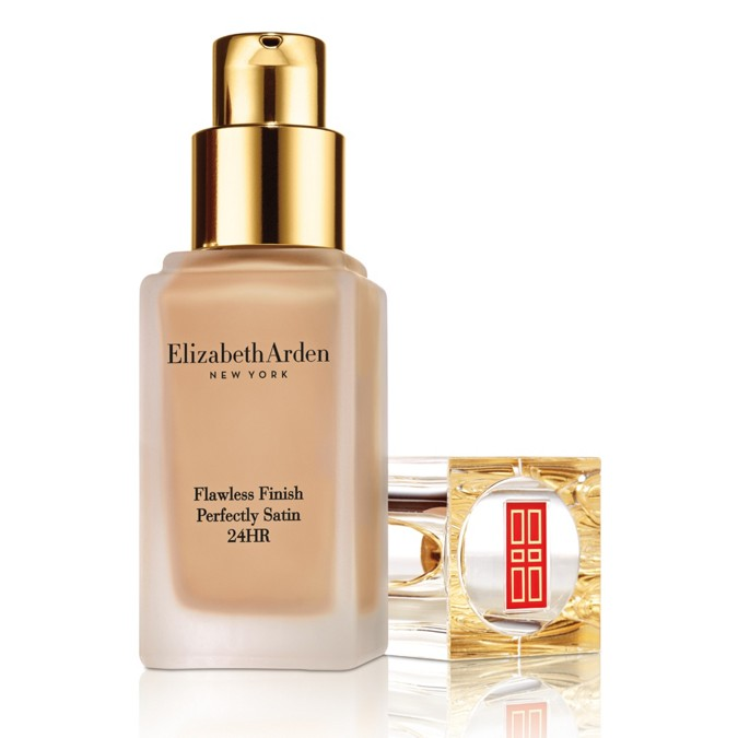 Elizabeth Arden Flawless Finish Mousse Makeup 1.7oz (50ml)- Natural 02