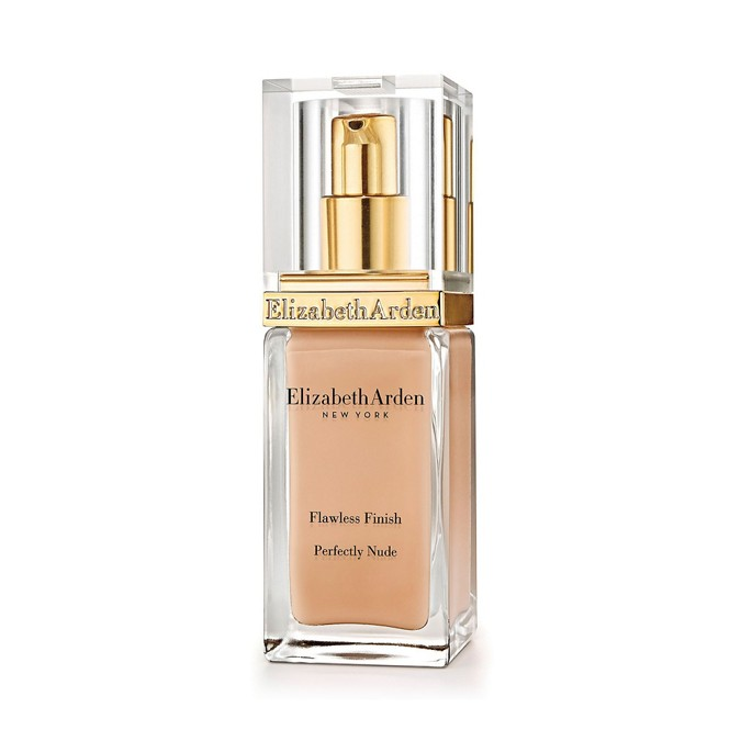 Elizabeth Arden Flawless Finish Perfectly Nude SPF15 Make Up 30ml - Linen 01