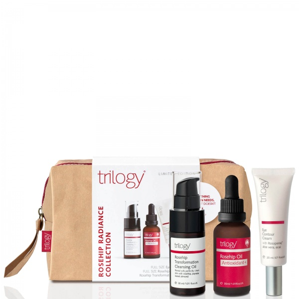 Trilogy Rosehip Radiance Collection gift set 2020