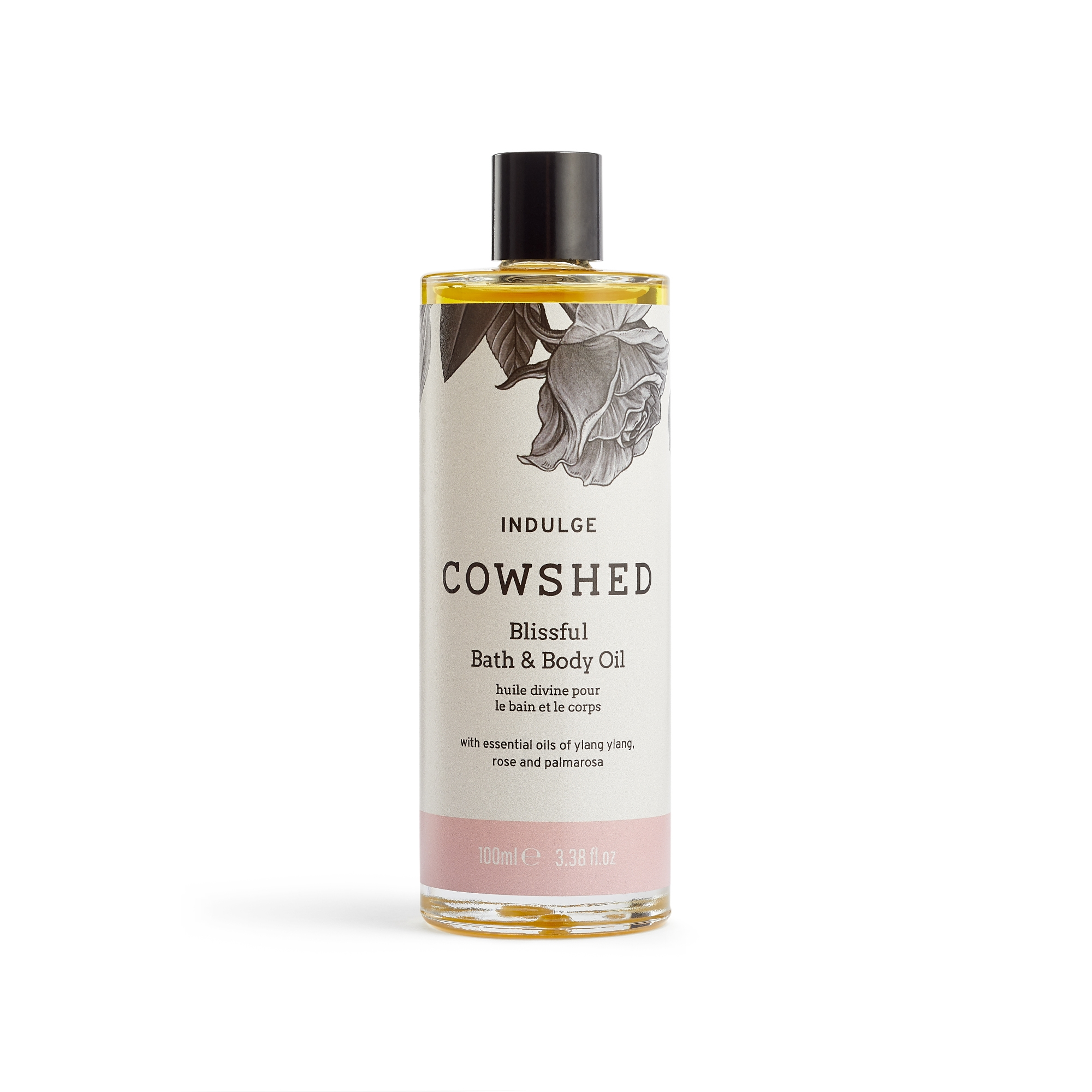 Cowshed INDULGE BLISSFUL Bath & Body Oil 100ml