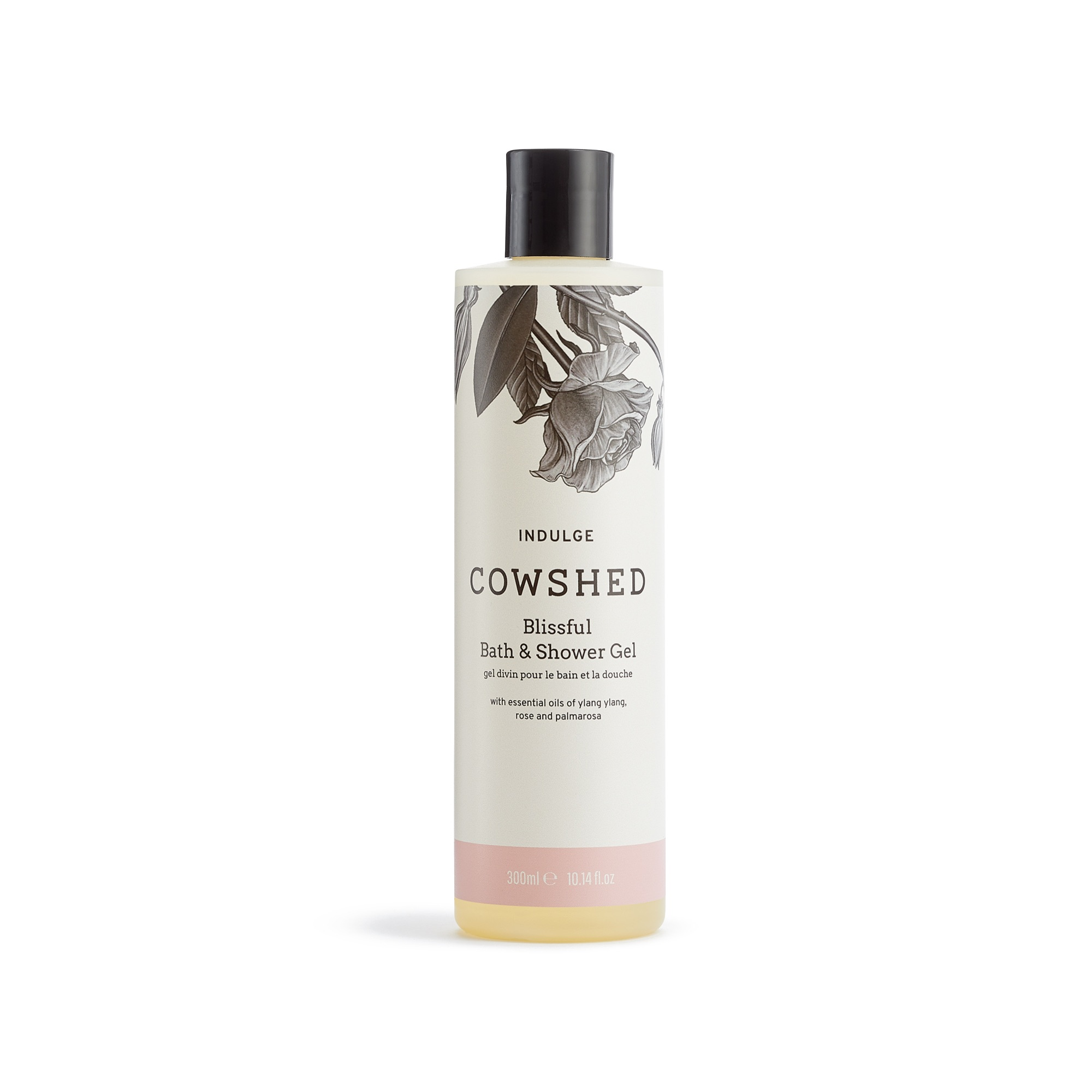 Cowshed INDULGE BLISSFUL Bath & Shower Gel 10.5oz (300ml)