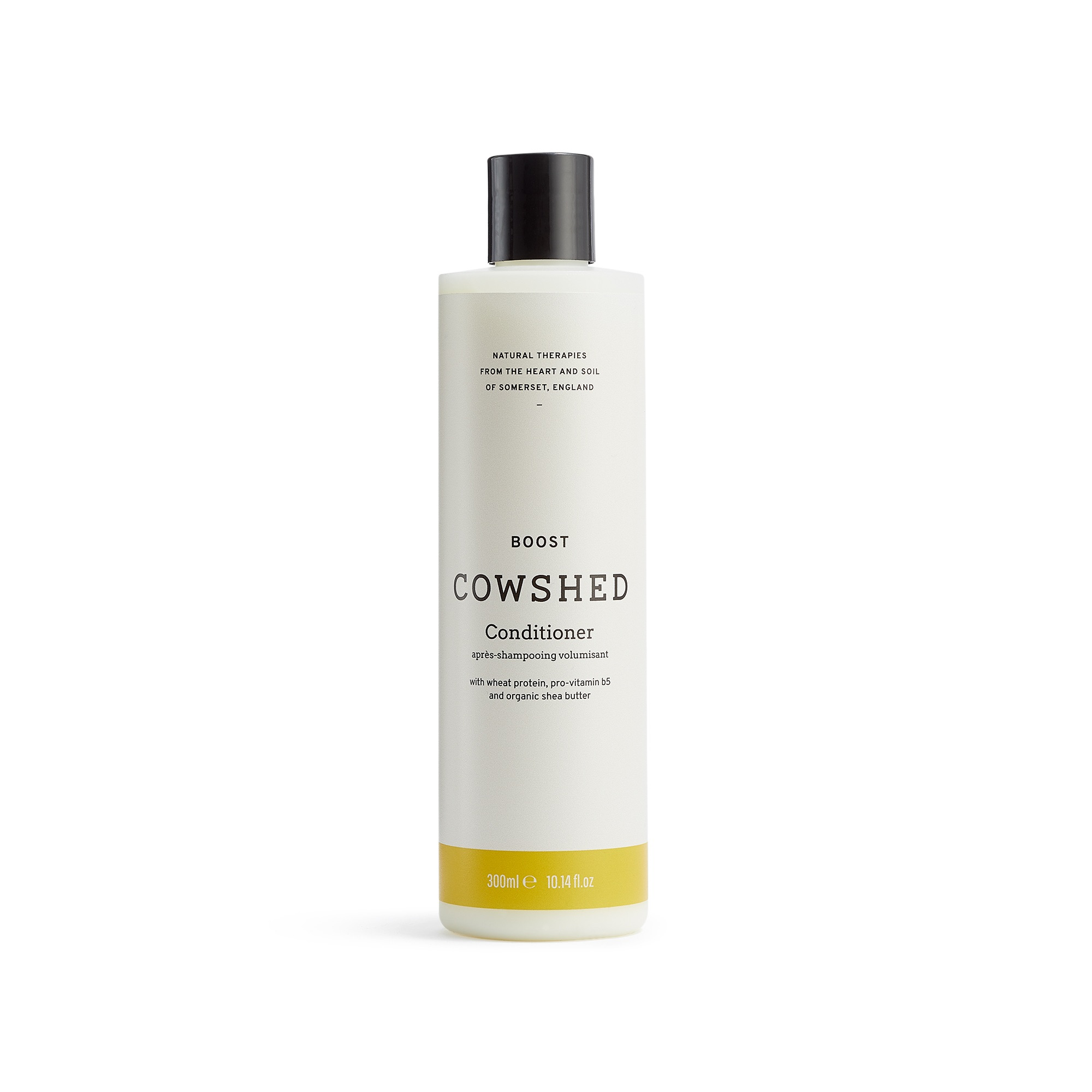 Cowshed BOOST Conditioner (Grumpy Cow Volumising Conditioner) 10.5oz (300ml)