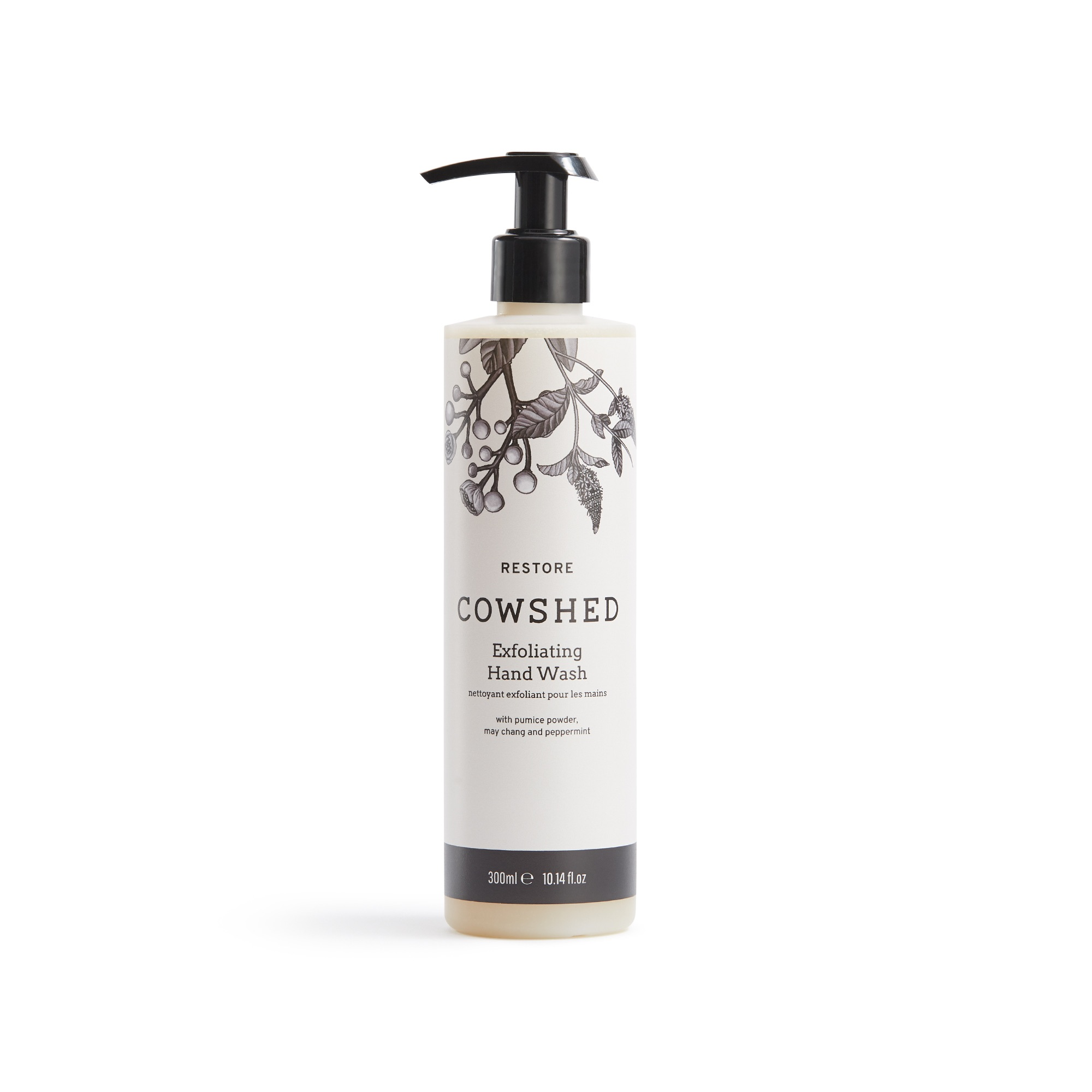 Cowshed RESTORE Exfoliating Hand Wash 10.5oz (300ml)