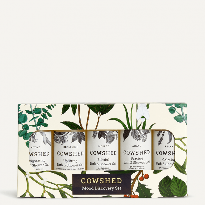 Cowshed Mood Discovery Set 2019