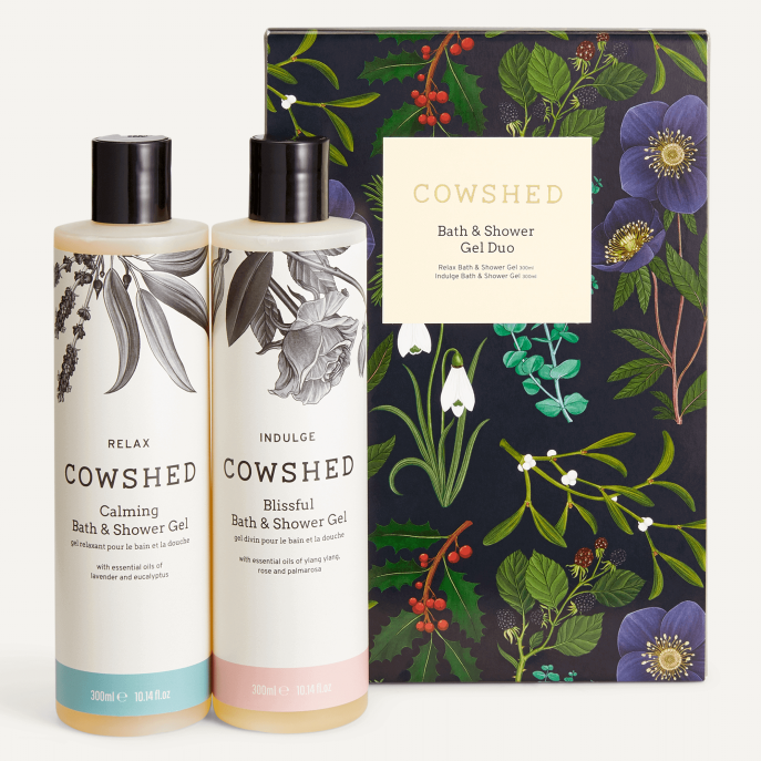 Cowshed Bath and Shower Duo 2019
