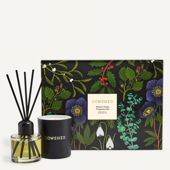Cowshed Winter Home Fragrance Set 2019