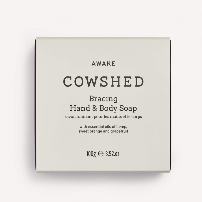 Cowshed AWAKE Hand & Body Soap 100g