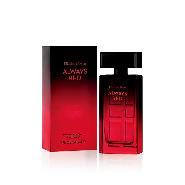 Elizabeth Arden Always Red Eau De Toilette 1.0oz (30ml)