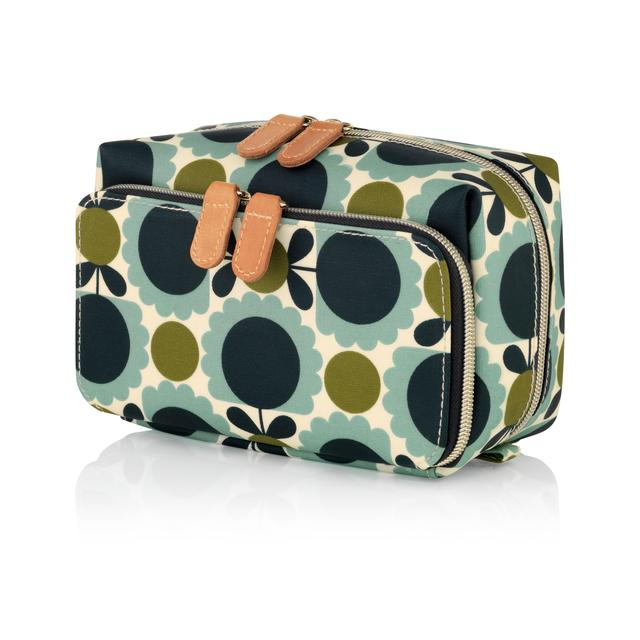 Orla Kiely Scallop Flower Medium Washbag