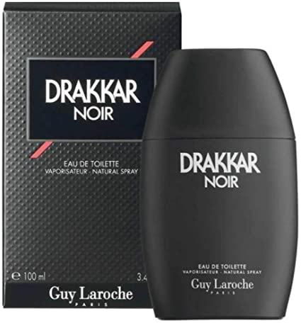 Guy Laroche Drakkar Noir For Men Eau De Toilette 100ml