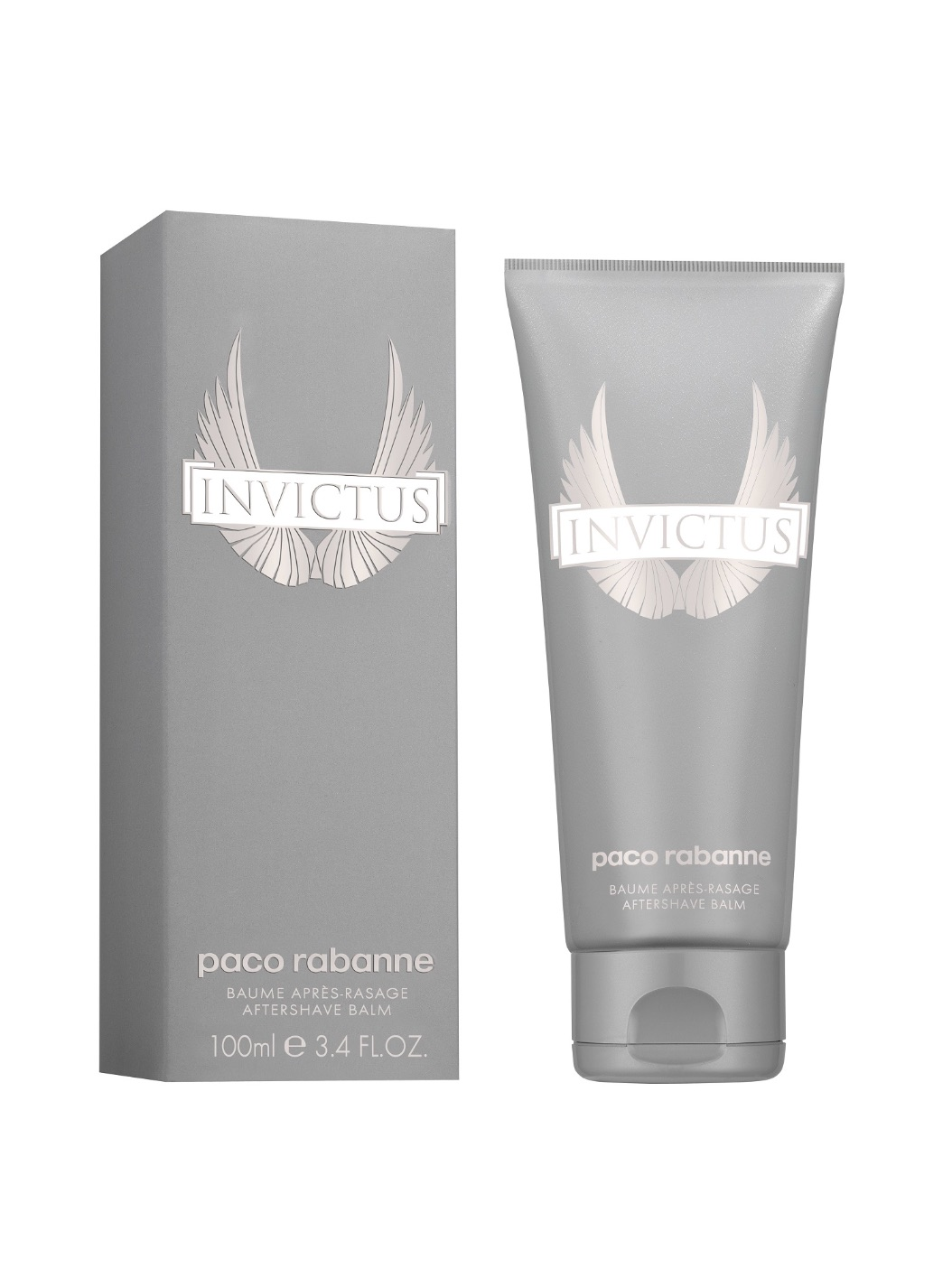 Paco Rabanne Invictus Aftershave Balm 100ml