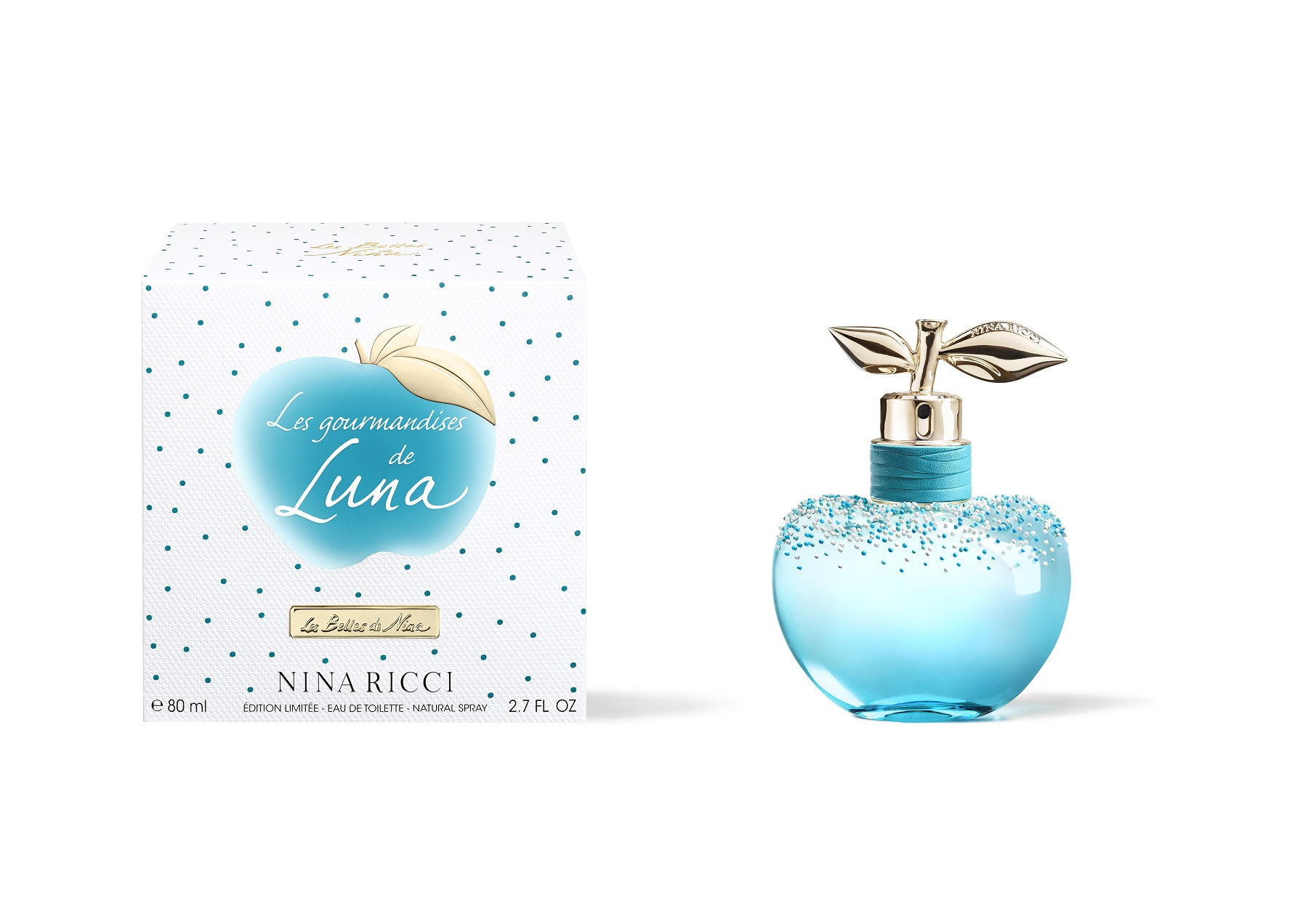 Nina Ricci Luna Limited Edition Eau De Toilette 50ml