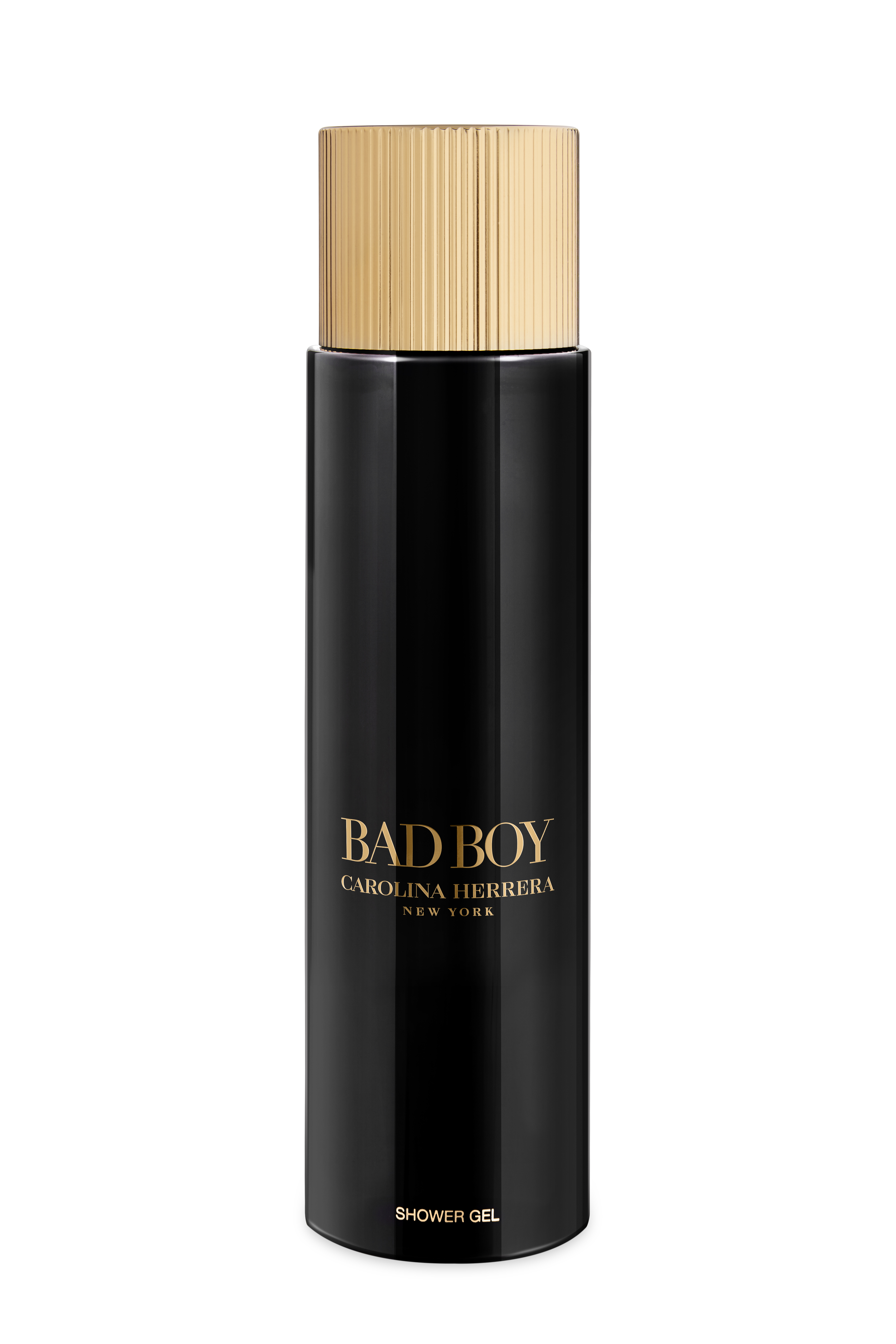 Carolina Herrera Bad Boy Shower Gel 6.8oz (200ml)