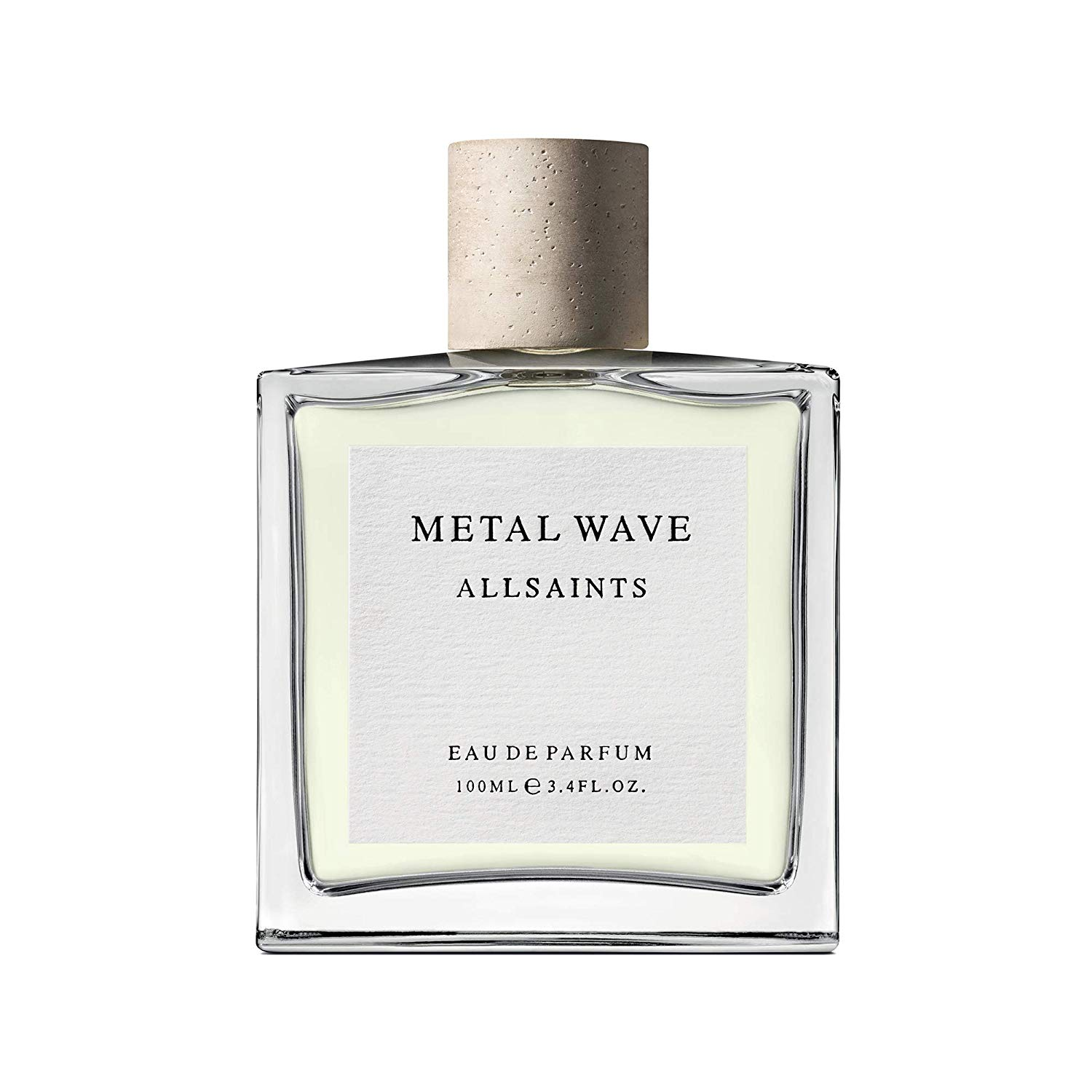 AllSaints Metal Wave 3.4OZ / 100ML Eau De Parfum Spray