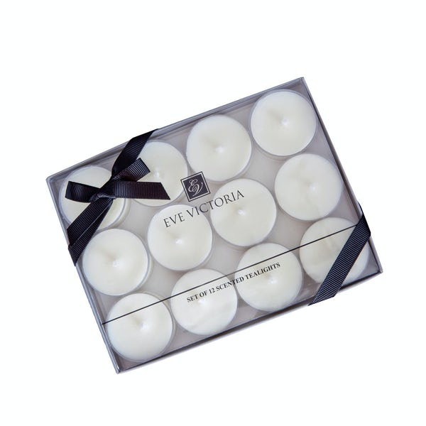Eve Victoria Frankincense and Myrrh Set of 12 Scented Tealights