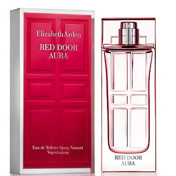 Elizabeth Arden Red door 'AURA' Eau De Toilette 50ml