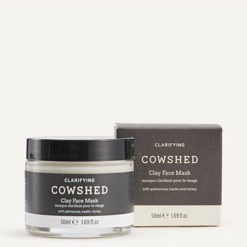 Cowshed Clarifying Clay Face Mask 1.7oz (50ml)