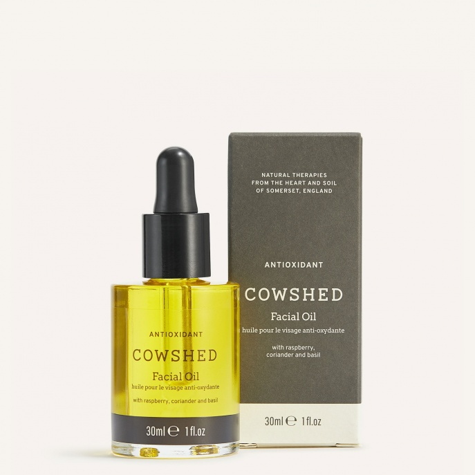 Cowshed Antioxidant Facial Oil 1.0oz (30ml)