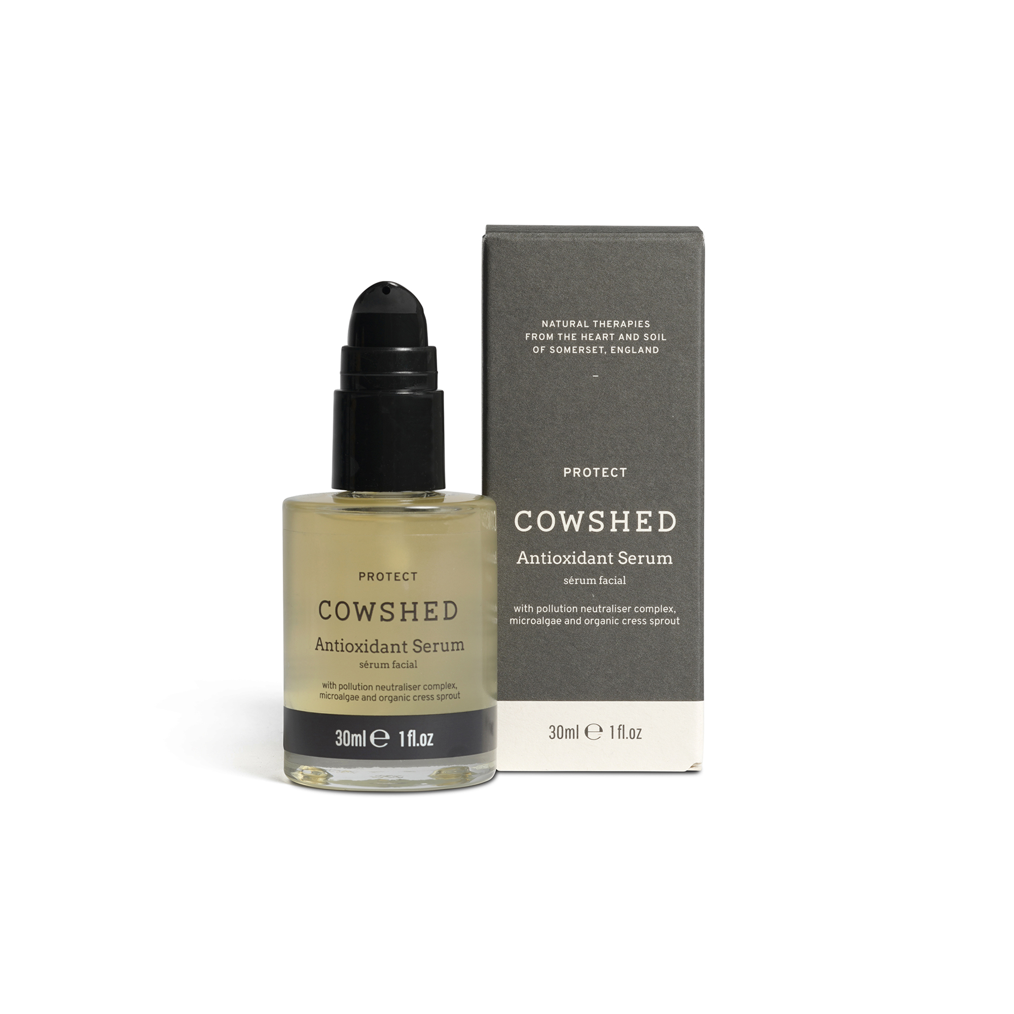 Cowshed PROTECT Antioxidant Serum 30ml