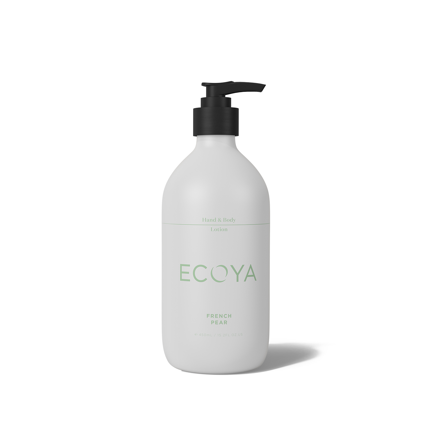 Ecoya French Pear Hand and Body Lotion 15.8oz (450ml)