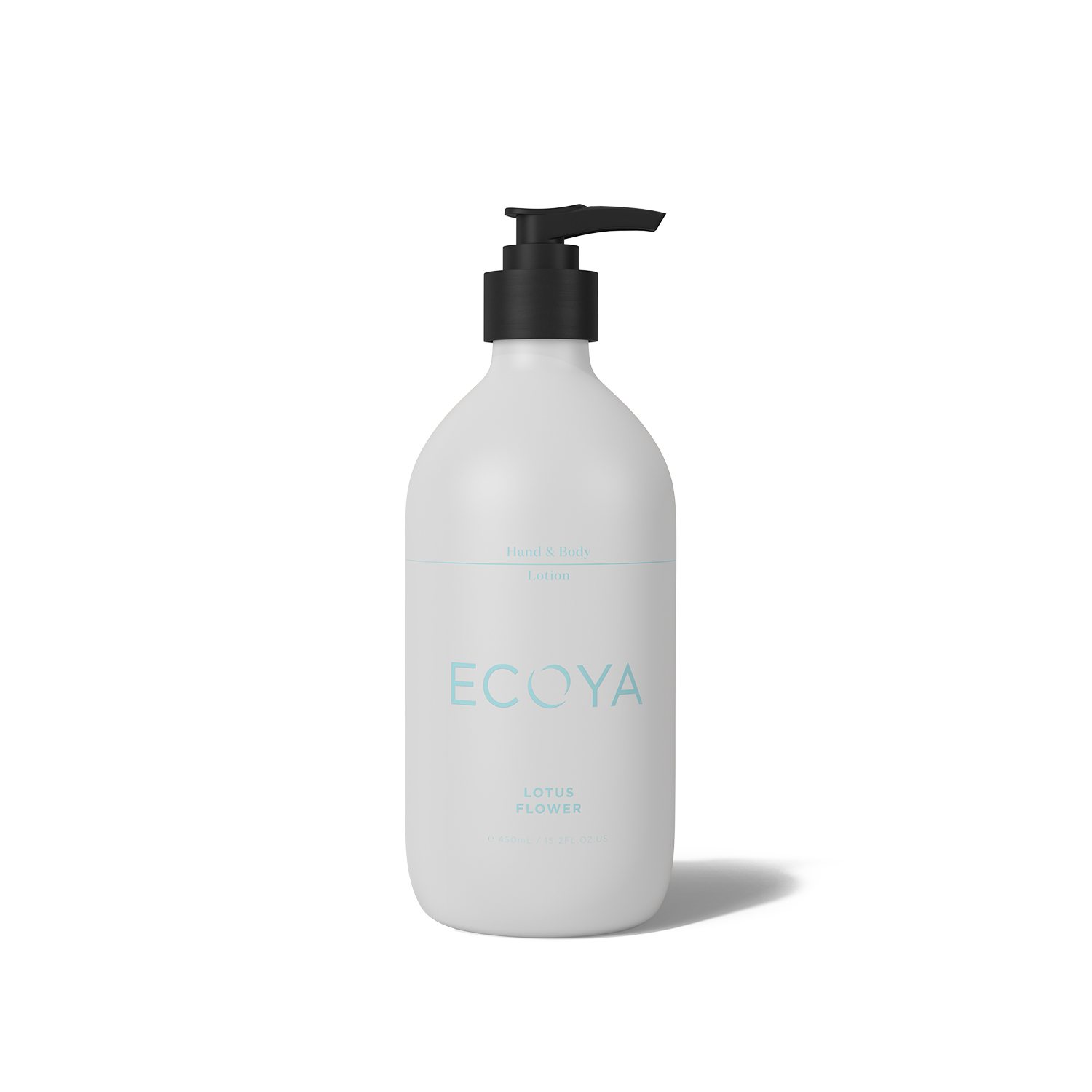Ecoya Lotus Flower Hand and Body Lotion 450ml