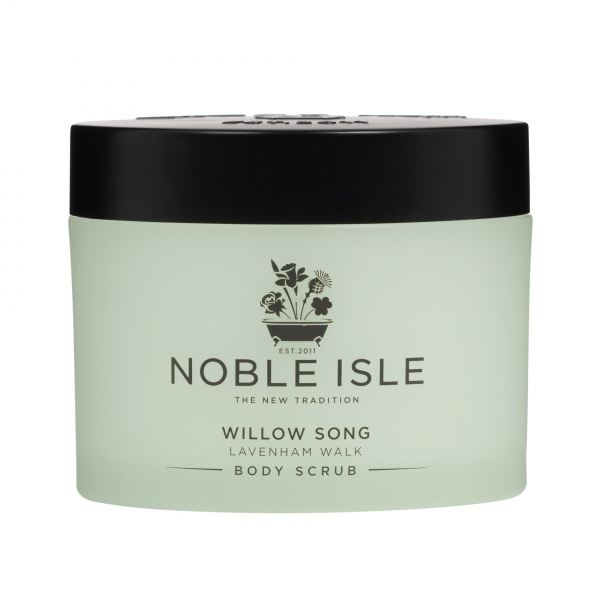 Noble Isle Willow Song Body Scrub 275g