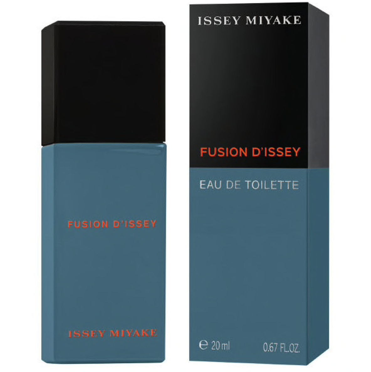 FREE Issey Miyake Fusion D'Issey EDT 20ml