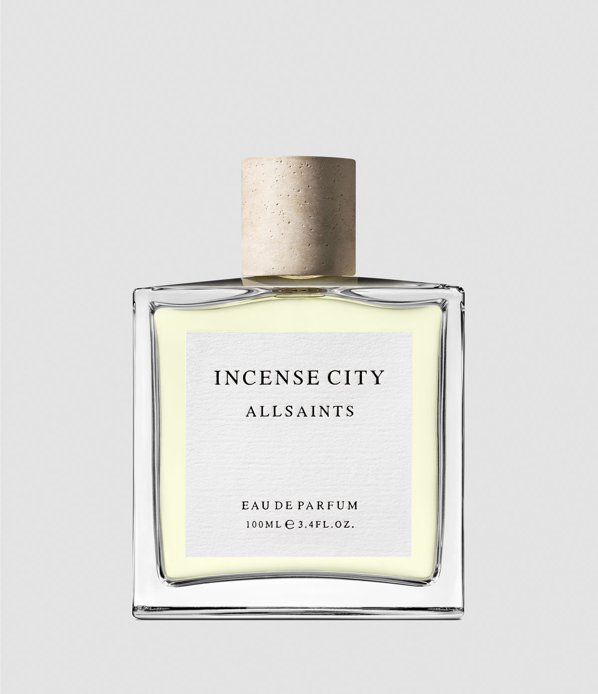 AllSaints Incense City 3.4oz (100ml)  Eau De Parfum Spray