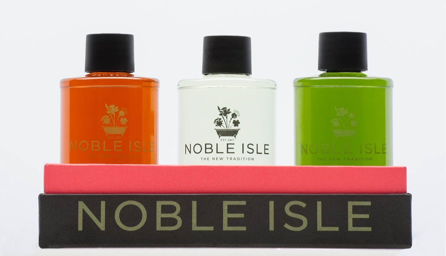 Noble Isle Introduction Trio Gift Set (3 x 75ml)