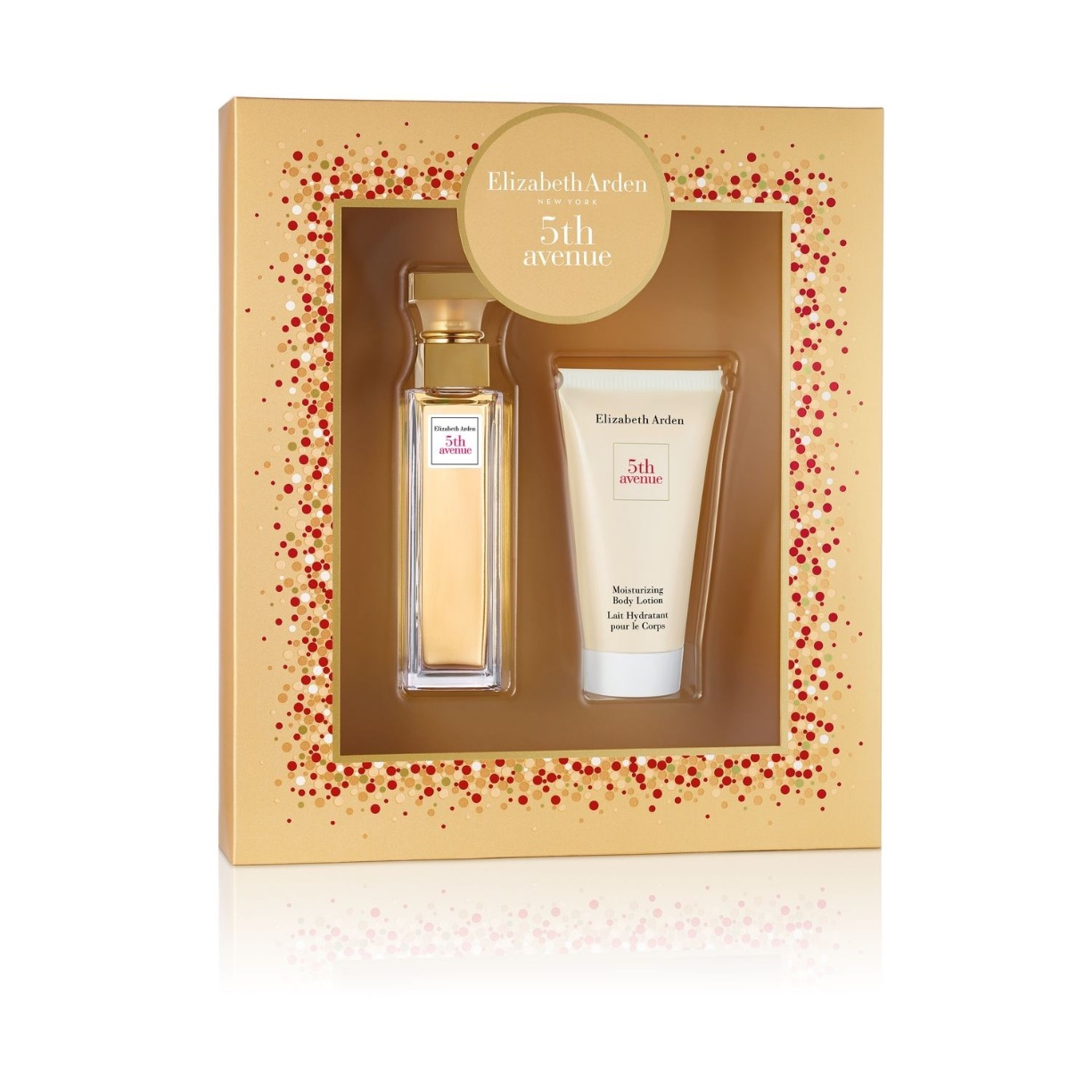Elizabeth Arden 5th Avenue Eau de Parfum 1.0oz (30ml) 2018 Gift Set