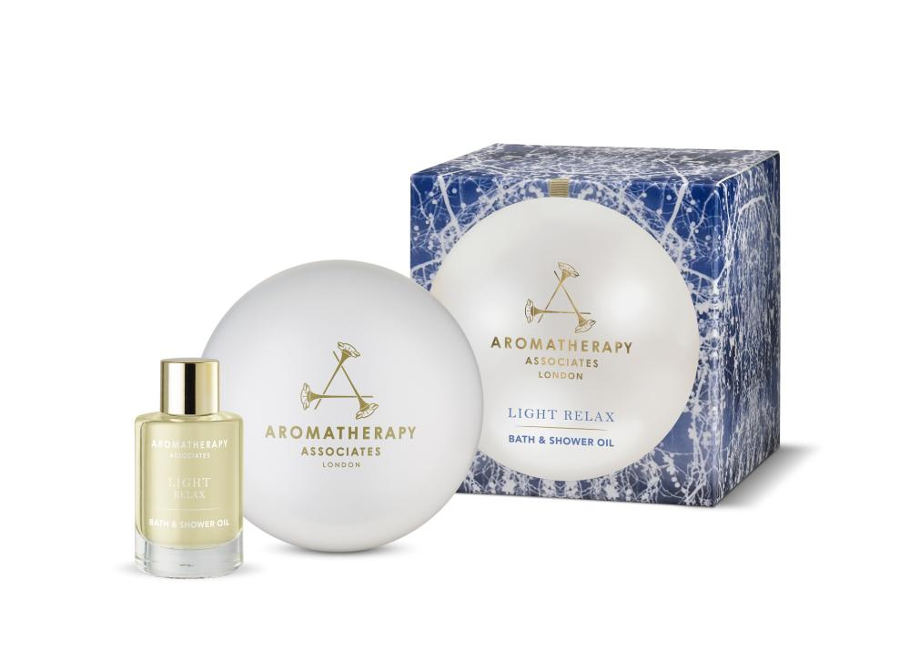 Aromatherapy Associates 2018 Pearl of Wisdom Bauble