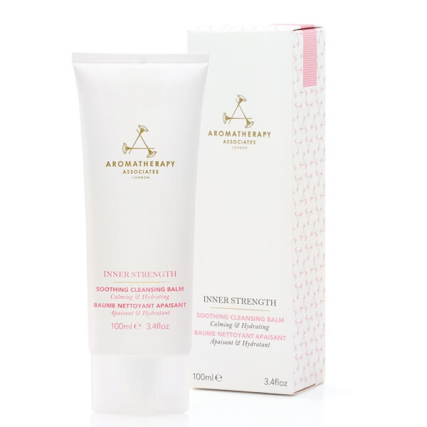 Aromatherapy Associates Inner Strength Soothing Cleansing Balm 3.4oz (100ml)