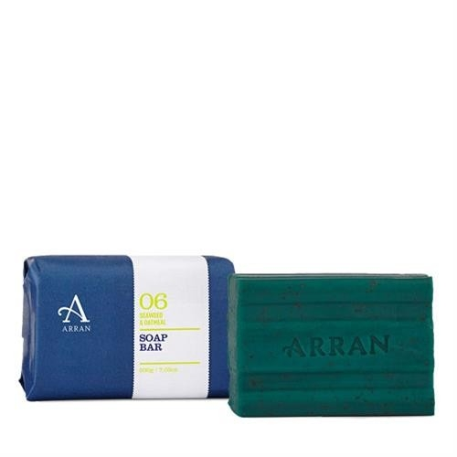 Arran Apothecary Seaweed & Oatmeal Soap 200g