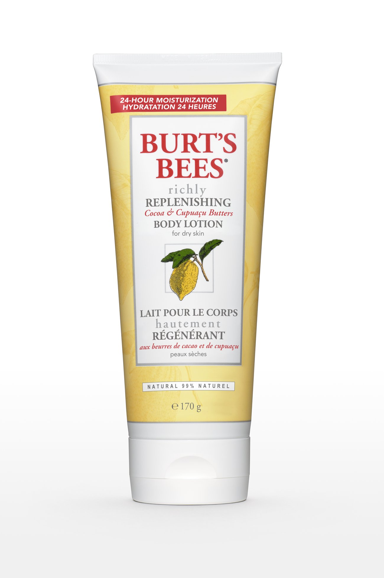 Burt's Bees Cocoa Butter Body Lotion 170g