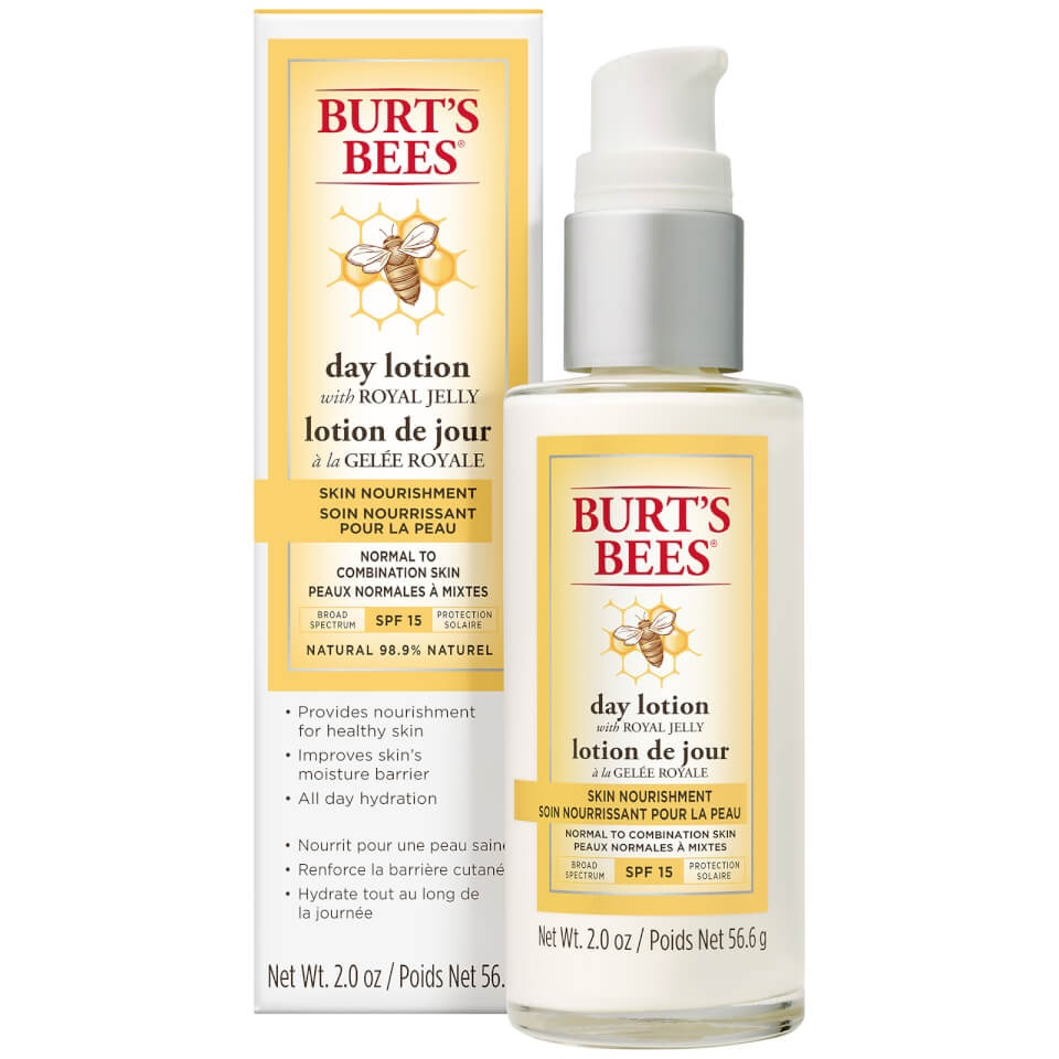 Burt's Bees Skin Nourishment Day Lotion SPF15 56.6g