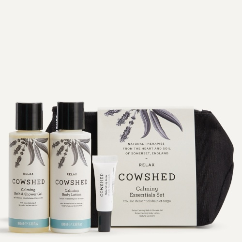 Cowshed RELAX Calming Essentials Gift Set