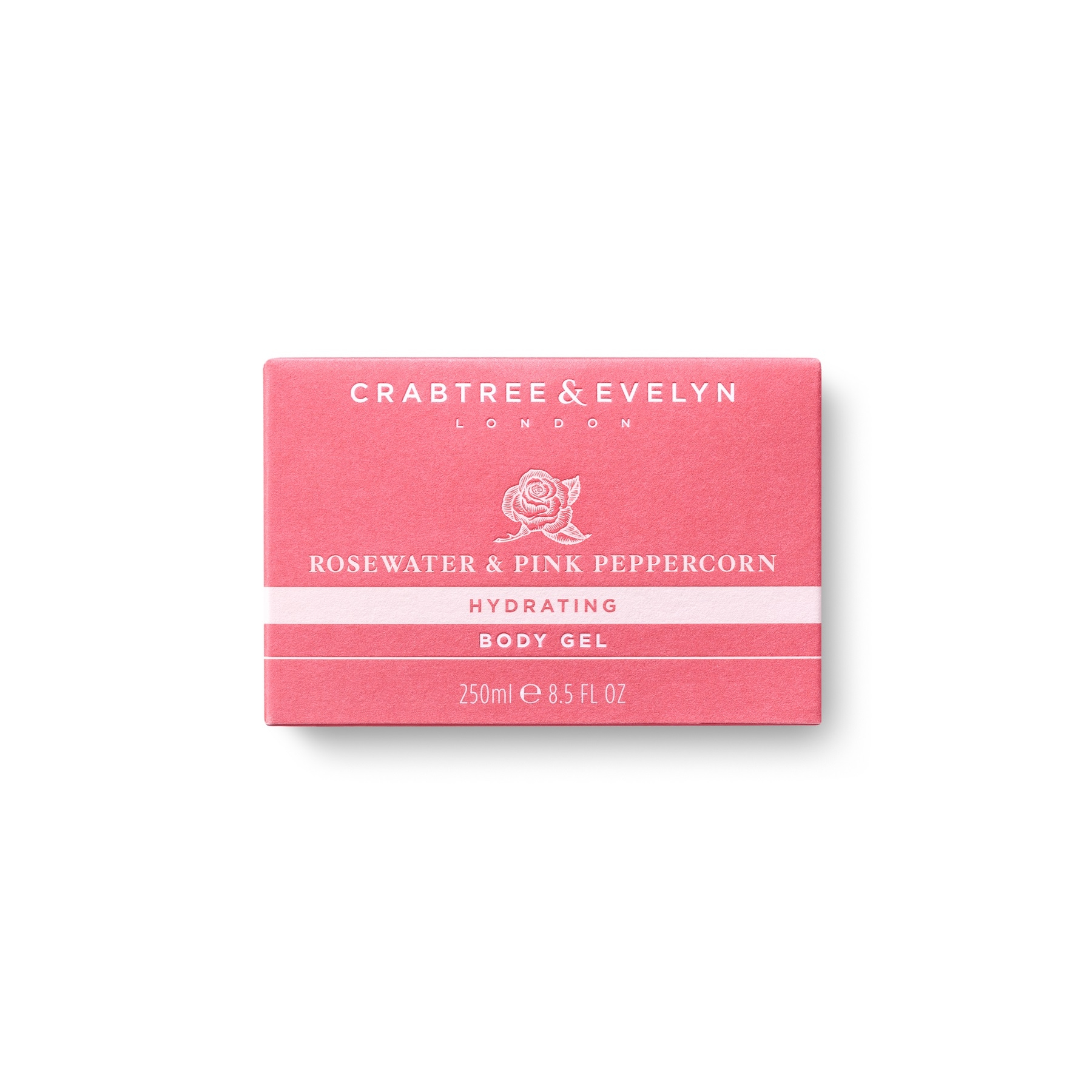 Crabtree & Evelyn Rosewater & Pink Peppercorn Hydrating Gel 250g