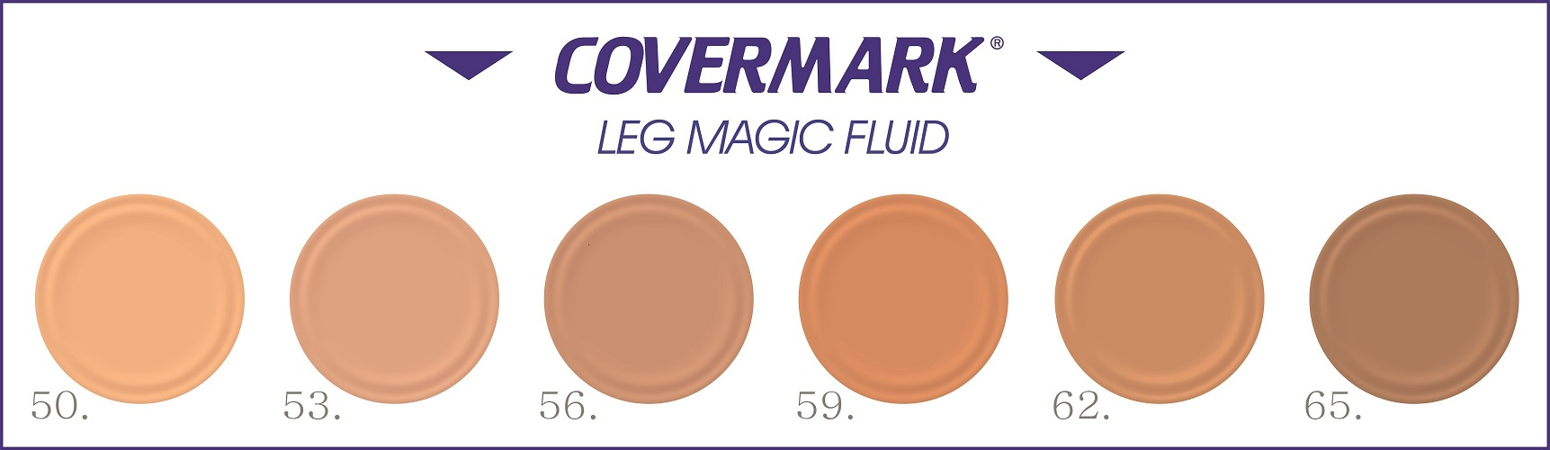 Covermark Leg Magic Fluid 65