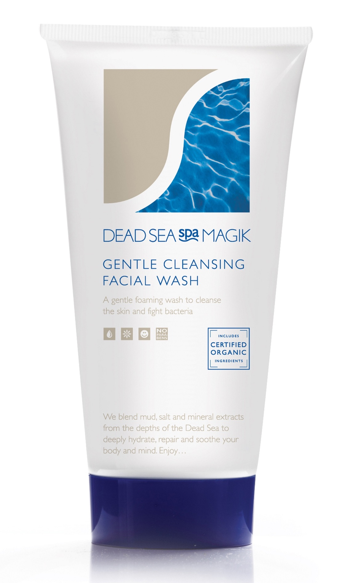 Dead Sea Spa Magik Gentle Cleansing Facial Wash 5.3oz (150ml)