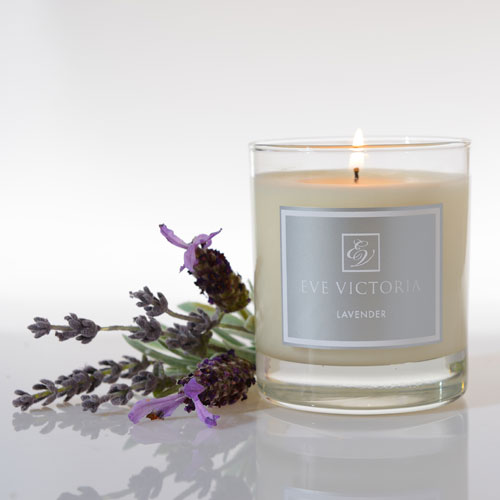 Eve Victoria Lavender Small Candle