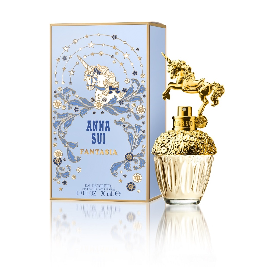 Anna Sui Fantasia Eau de Toilette 1.7oz (50ml)