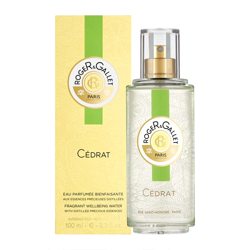 Roger & Gallet Cedrat Fragrance Water Spray 3.4oz (100ML)