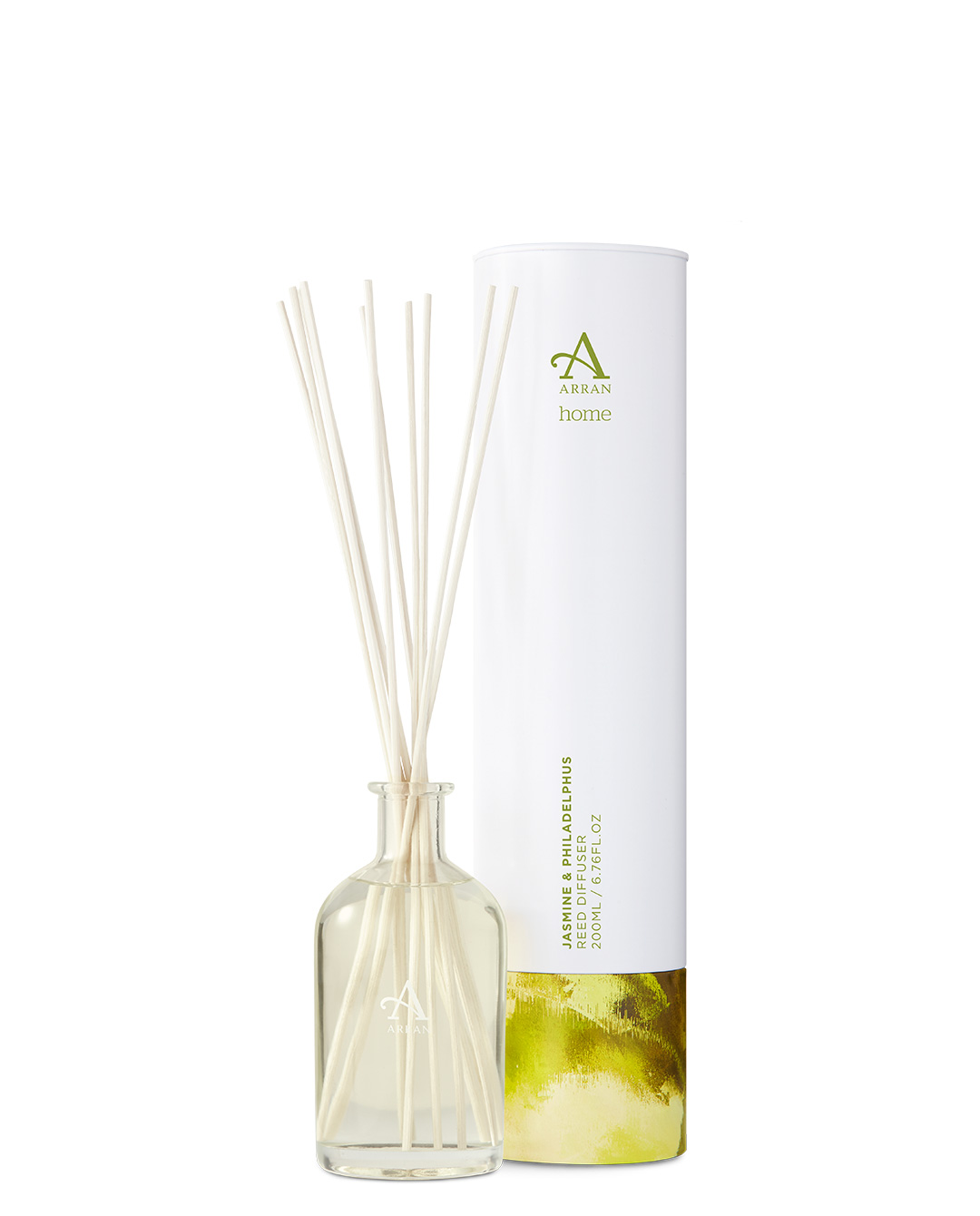 Arran Jasmine & Philadelphus Reed Diffuser 200ml