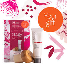 FREE Trilogy Rosehip Delux Cleansing Set