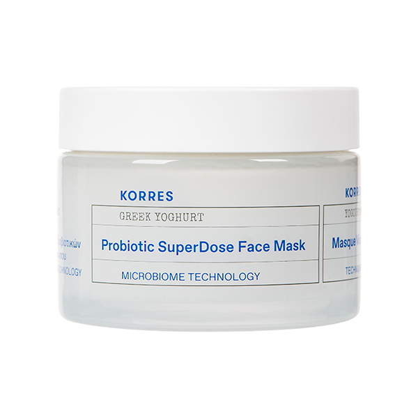 Korres Greek Yoghurt Probiotic Superdose Face Mask 100ml
